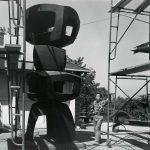 Ala Moana Sculpture by George Tsutakawa from 1966. Photo by Johsel Namkung