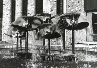 Bellevue Fountain 1970