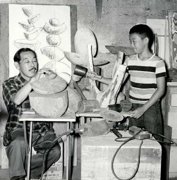 George & Gerry 1958