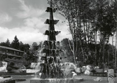 Marionwood Fountain