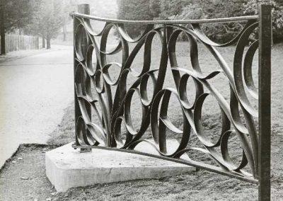 Arboretum Gates 1976