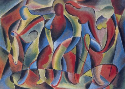 Dancers 1947