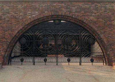 Lake City Library Gates 1967