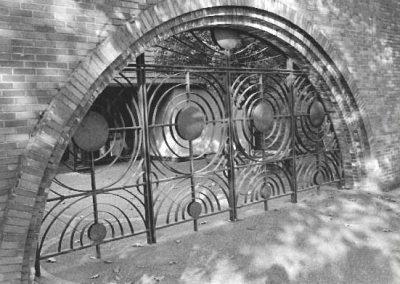 Lake City Library Gates 2 1967