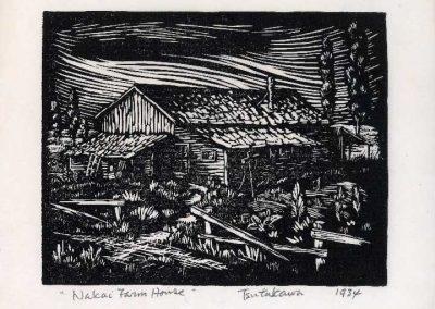 Nakai Farm House Auburn WA 1934