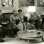 Group Show at the Zoe Dusanne Gallery: Paul Horiuchi, George Tsutakawa, Zoe Dusanne, John Matsudaira, Kenjiro Nomura in 1959
